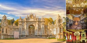Cung-điện-Dolmabahce