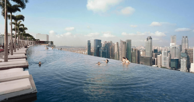 Marina Bay Sands Skypark 1